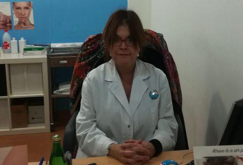 Dra. Magdalena Sanmamed Corral